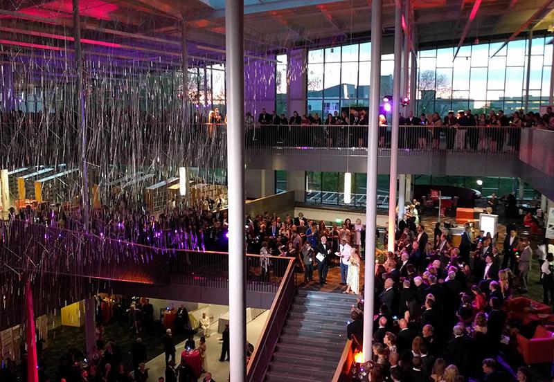 "Dayton Main Library Celebrates ""The Main Event"""