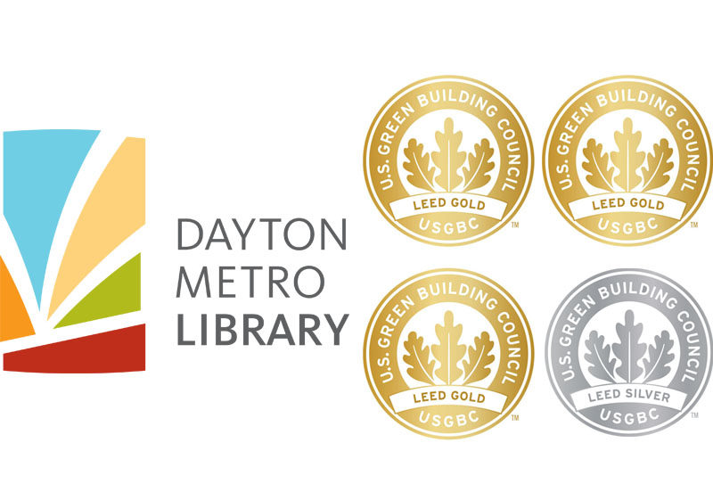 Four New Dayton Libraries are Environmental LEED-ers