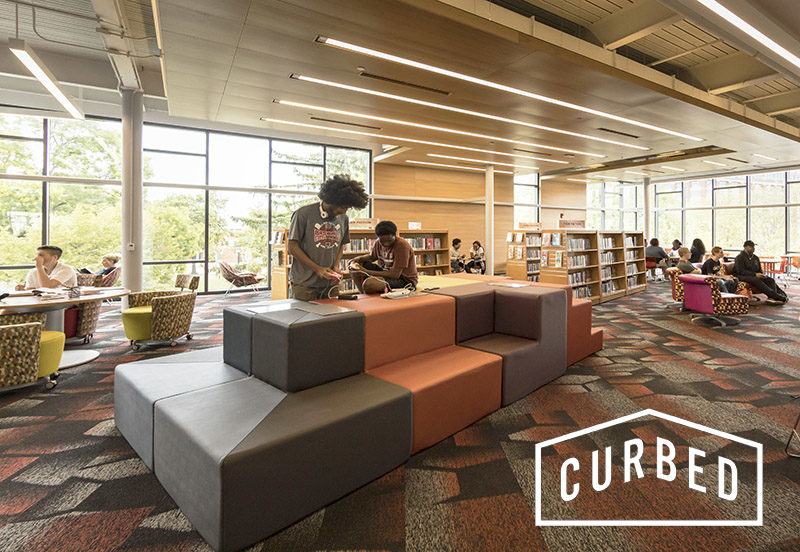 Curbed on Library Teen Spaces