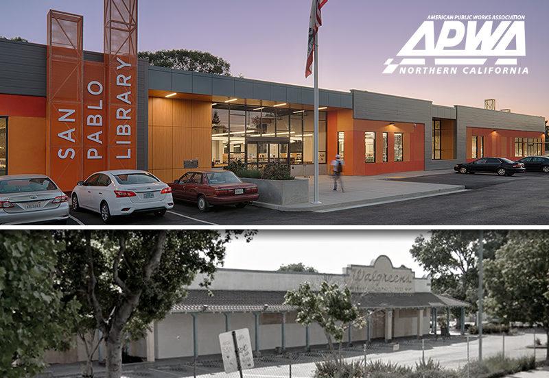 APWA awards San Pablo Library