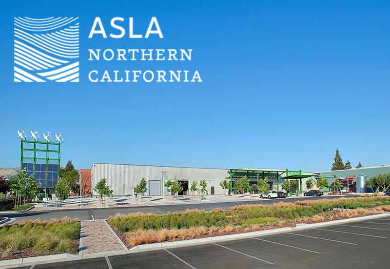 ASLA awards San Jose's EIC